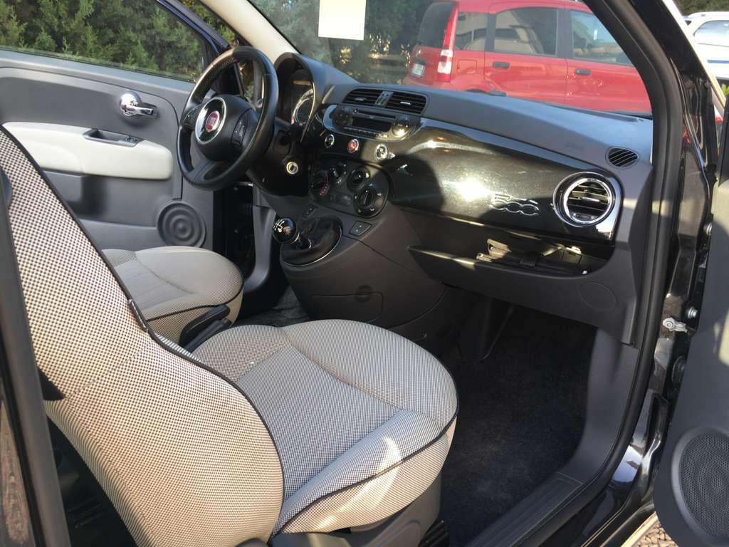 FIAT 500 1.2 GPL Lounge